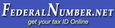 Obtain a Federal Tax ID Number